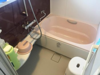 お風呂、脱衣室リフォーム工事事例