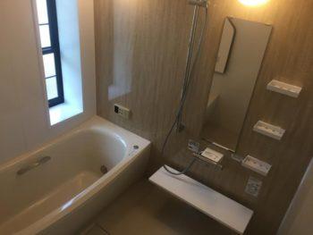 お風呂洗面脱衣室・トイレ1・2階リフォーム工事事例