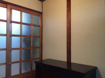 玄関ホール改修工事事例