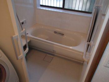 施工事例 トイレ・お風呂・洗面所リフォーム工事