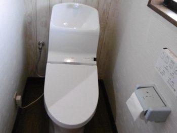 トイレ改修工事事例