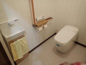 お風呂・洗面所・トイレリフォーム工事事例