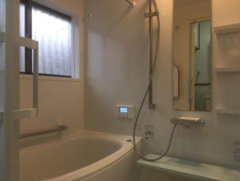風呂・洗面リフォーム工事事例