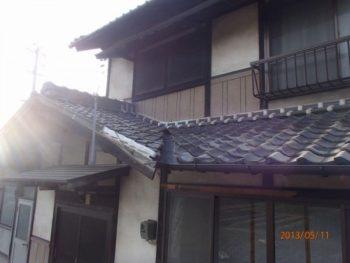 施工事例 屋根のリフォーム工事