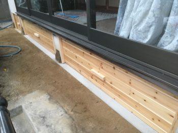 縁側下改修工事事例