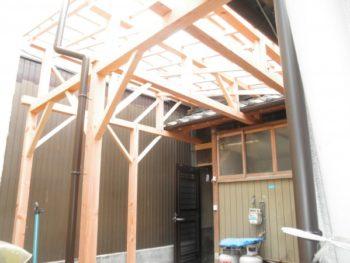 施工事例 屋根の新設リフォーム工事