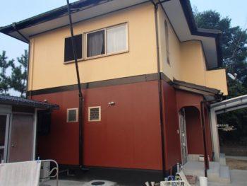 施工事例 外壁塗装・内装リフォーム工事