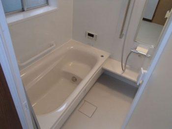 施工事例 お風呂のリフォーム工事