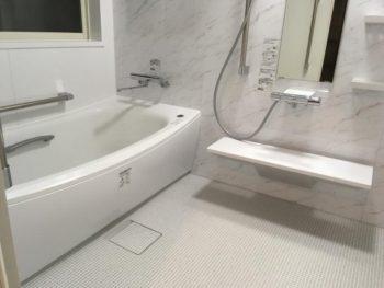 お風呂増改築工事事例