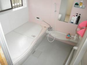 施工事例 お風呂・トイレ・洗面所リフォーム工事