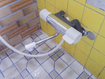 香取市 K様様邸 シャワー水栓・浴槽水栓リフォーム事例