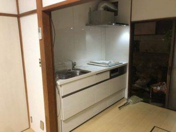 成田市 U様邸 キッチン・トイレ・浴室・洗面台リフォーム事例