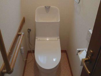 成田市 I様邸 トイレ1、2階リフォーム事例